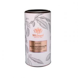 whittard - luxury white hot chocolate 350 gram