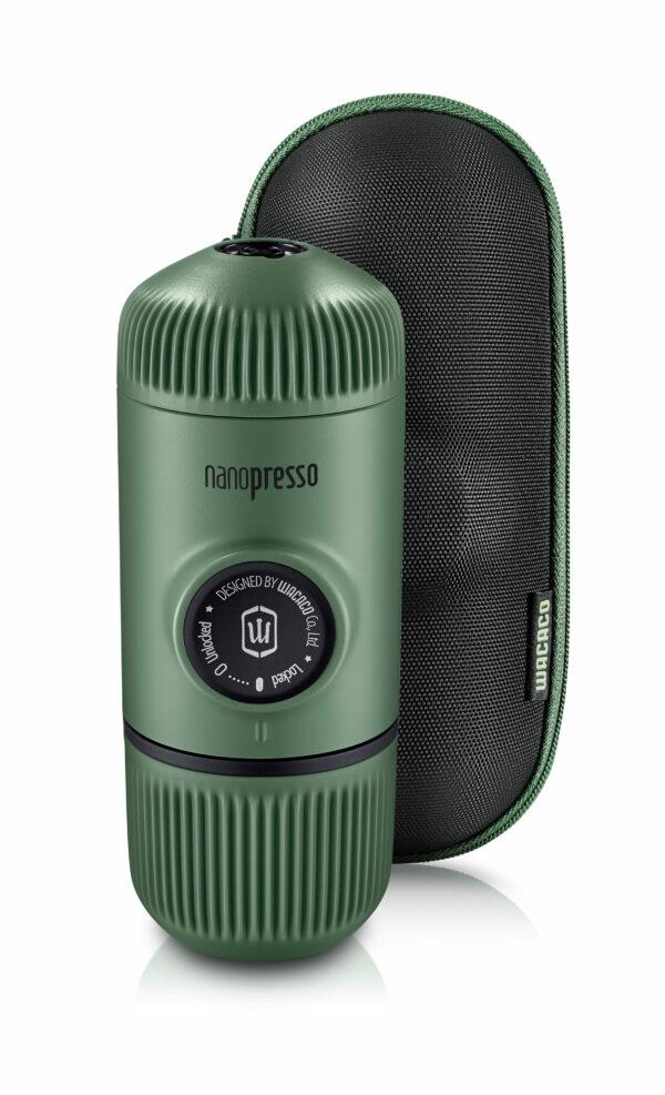Wacaco Nannopresso- grøn