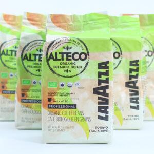 Lavazza Alteco kappepakke med 6 kg.